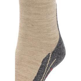 Falke TK2 Trekking Socken Damen nature melange
